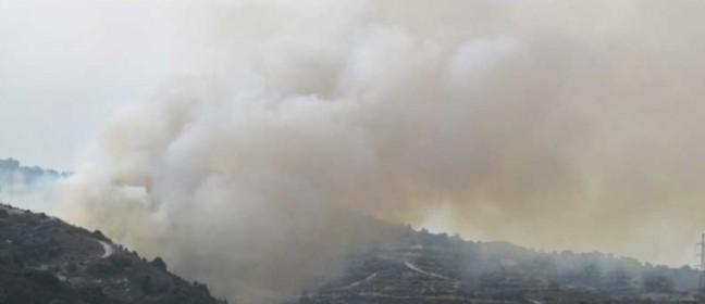 Код червено: Кипър в сезона на пожарите