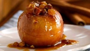 печени ябълки 2