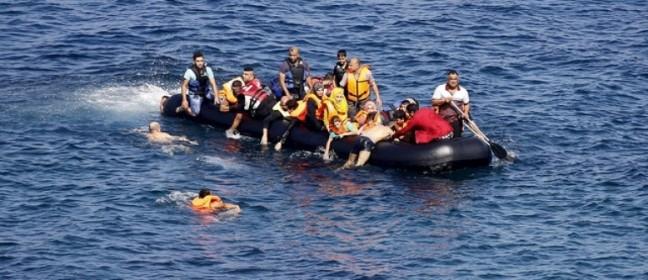 38 сирийски мигранти пристигнаха на разсъмване с лодка в Кипър