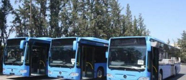 Стачката на автобусните шофьори в Лимасол продължава