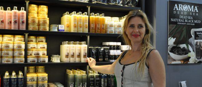 """Козметичните продукти на """"Aroma Dead Sea"""" вече и в Кипър"""