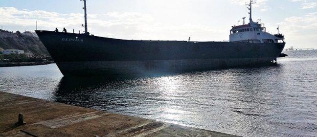 Товарен кораб ще стане атракция за гмуркачите в Ларнака