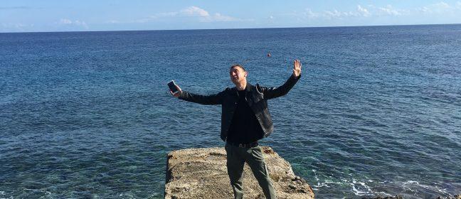 """Виктор Калев: """"Беше много зареждащо преживяване и бих идвал винаги в Кипър отново и отново"""""""