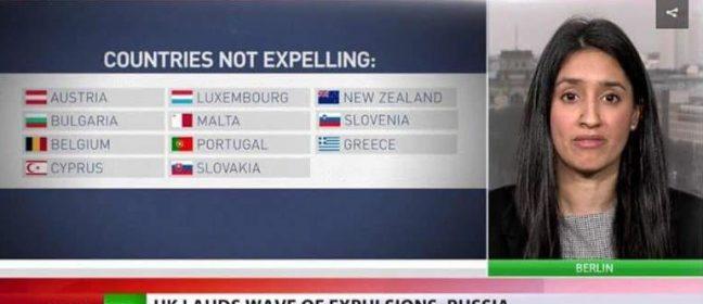 RT се извинява в Twitter за използването на грешен флаг на Кипър
