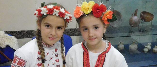 Представихме Баба Марта и в Кипър