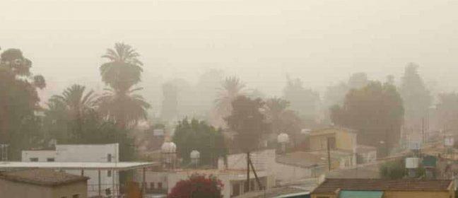 Отново високи нива на прах във въздуха