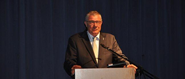 Професор Христо Пимпирев в Кипър
