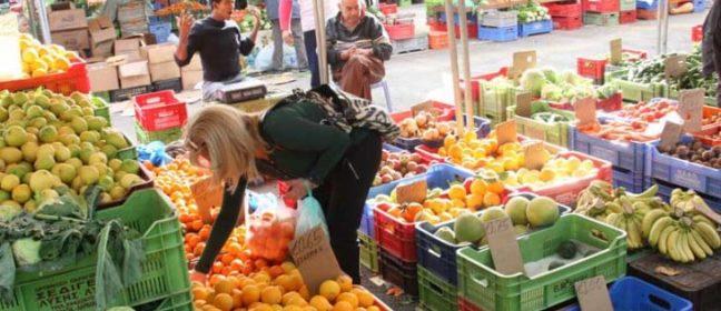 Кипър: Цените на плодове и зеленчуци рязко скочиха
