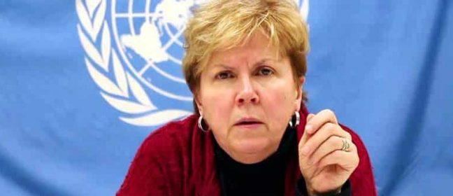Правителството приема новия временен пратеник на ООН