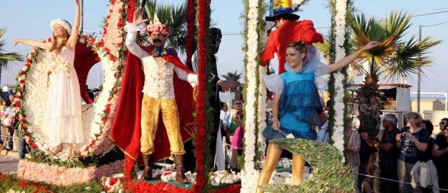 6 май – Парад на цветята в Ларнака