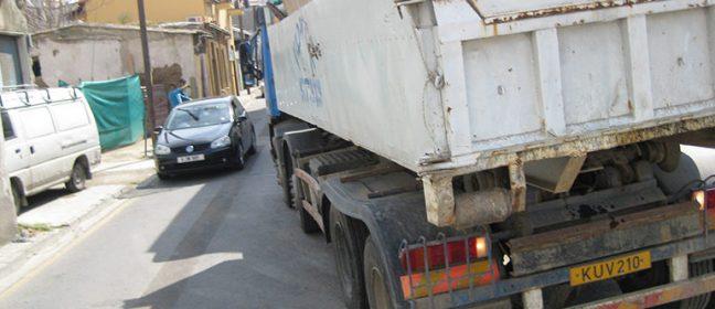 Община Никозия започна голямото почистване