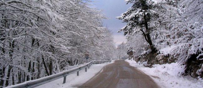 """Тродос побеля, дъжд, бури, код """"Жълто"""" в цял Кипър"""