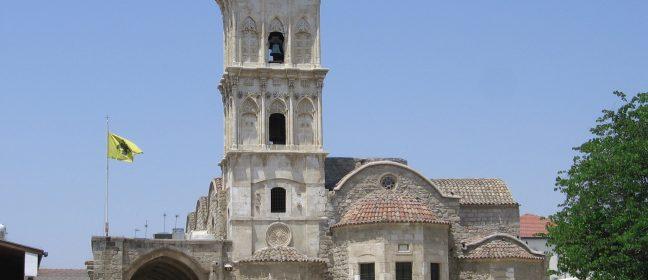Свети Лазар, покровител на Ларнака