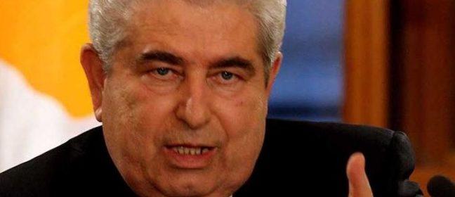 Димитрис Христофиас е в критично състояние в болницата в Никозия