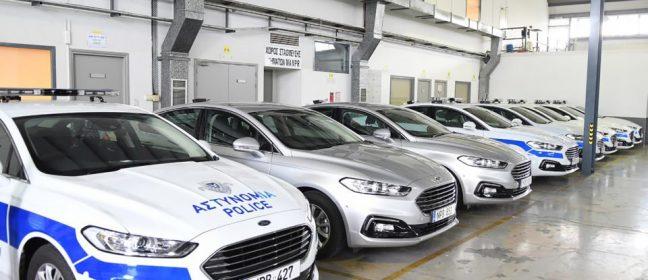 """""""Умни"""" патрулни автомобили в Кипър"""