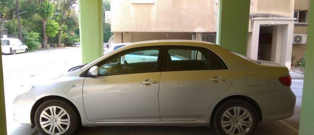 Посолството продава на търг един от автомобилите си